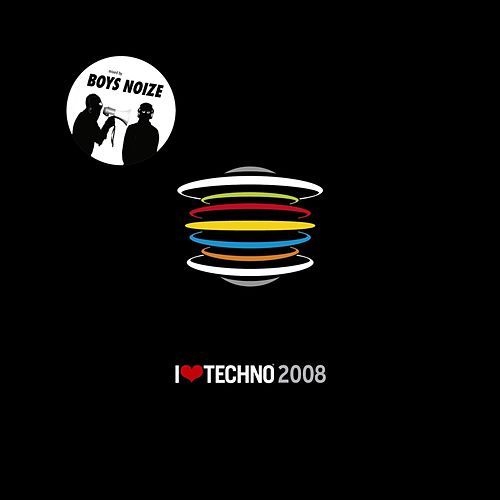 I Love Techno 2008 de Various Artists