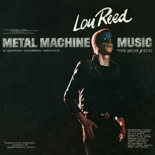 Metal Machine Music de Lou Reed