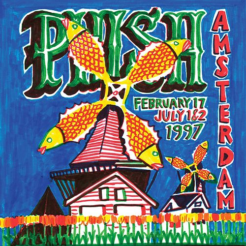Amsterdam (February 17, July 1 & 2, 1997) von Phish