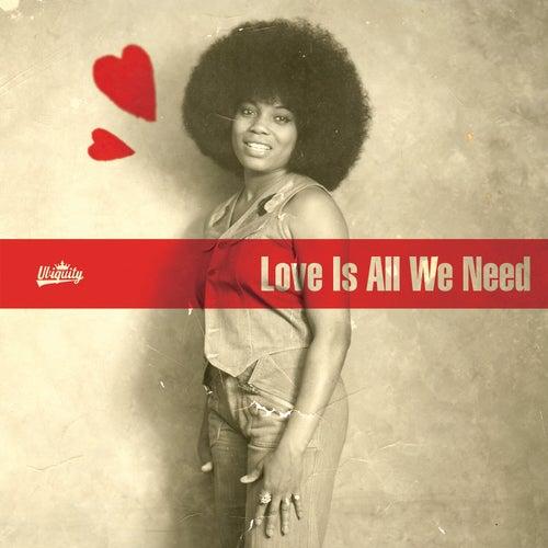 Love Is All We Need de Various Artists