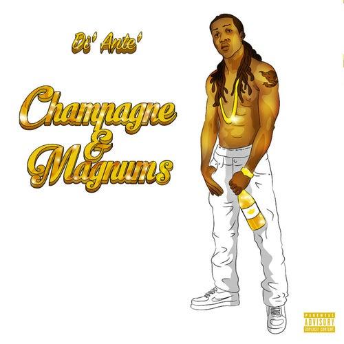 Champagne & Magnums de D. Smith