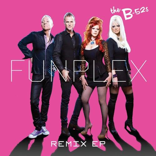Funplex (Remix EP) by The B-52's