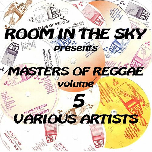 Masters of Reggae Volume 5 by Various Artists