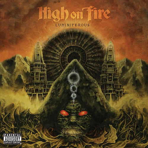 Luminiferous von High On Fire