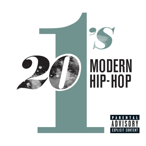20 #1's: Modern Hip-Hop von Various Artists