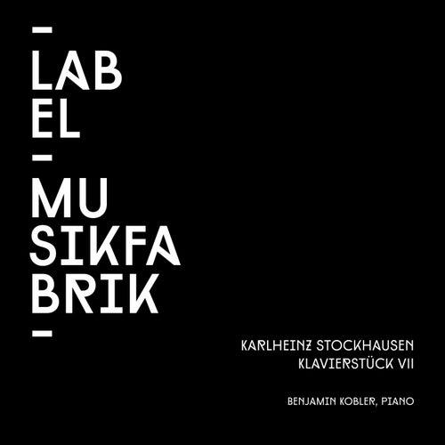 Stockhausen: Klavierstück VII by Benjamin Kobler
