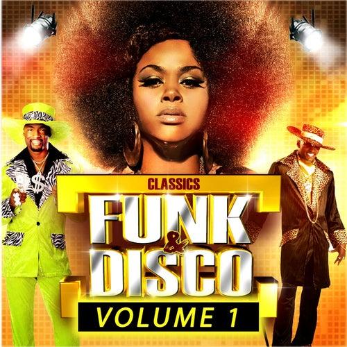 Funk et disco, vol. 1 de Various Artists