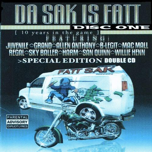 Da Sak Is Fatt: Disc One de Various Artists