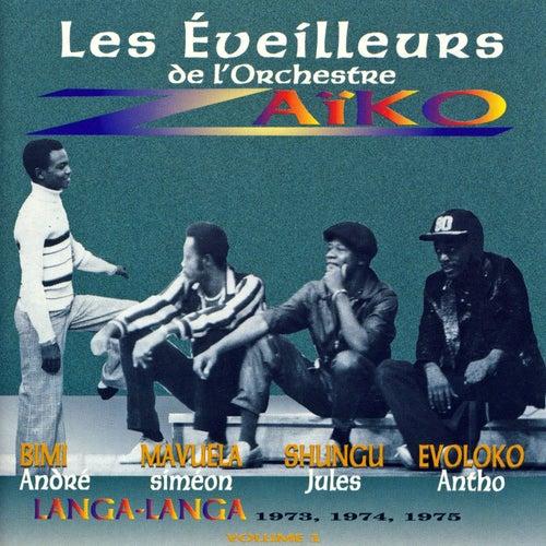 Les Éveilleurs De L'orchestre Zaiko de Zaiko Langa Langa