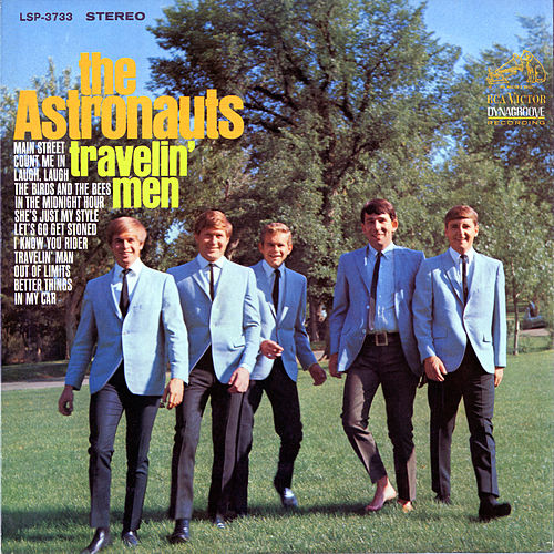 Travelin' Men by The Astronauts