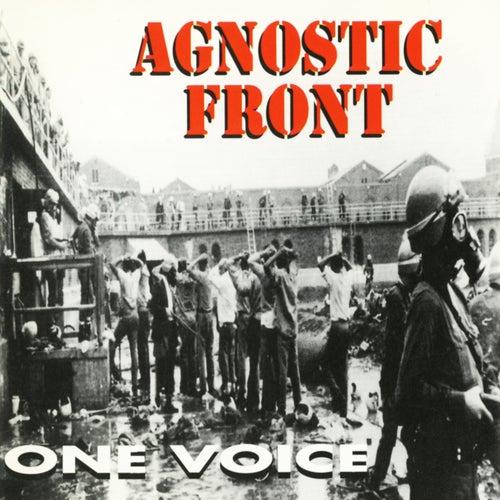 One Voice von Agnostic Front