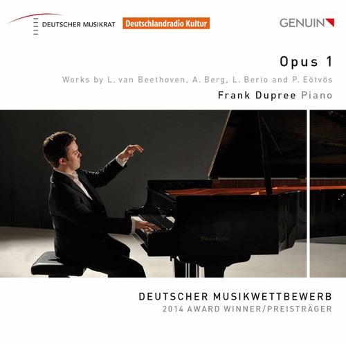 Opus 1 von Frank Dupree
