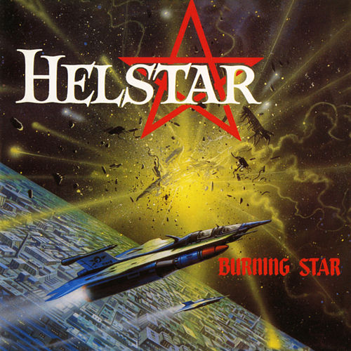 Burning Star by Helstar