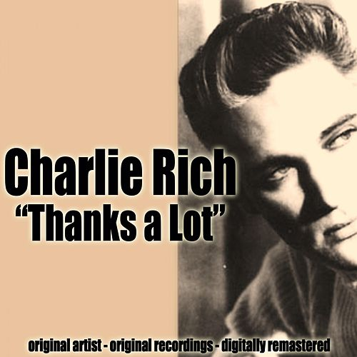 Thanks a Lot de Charlie Rich