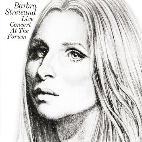 Live Concert At The Forum de Barbra Streisand
