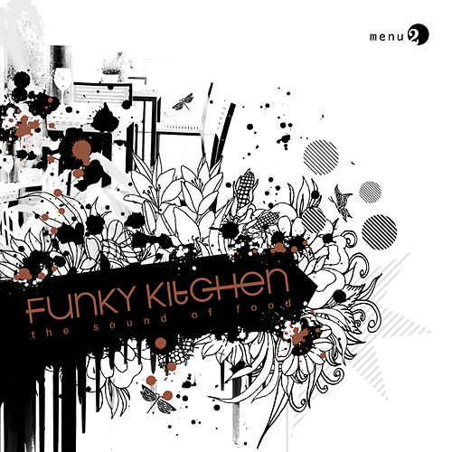 Funky Kitchen - Menue Two (The Sound of Food) von Various Artists