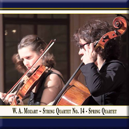 Mozart: String Quartet No. 14 in G Major, Op. 10 No. 1, K. 387