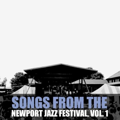 Songs from the Newport Jazz Festival, Vol. 1 de Various Artists