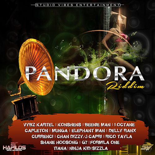 Pandora Riddim de Various Artists