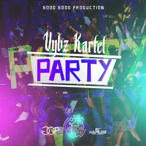 Party - Single by VYBZ Kartel