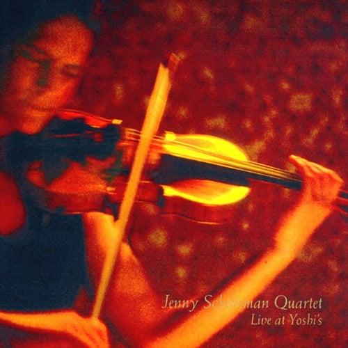 Live at Yoshi's von Jenny Scheinman