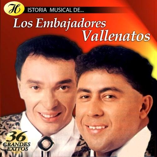 Historia Musical de los Embajadores Vallenatos de Robinson Damián