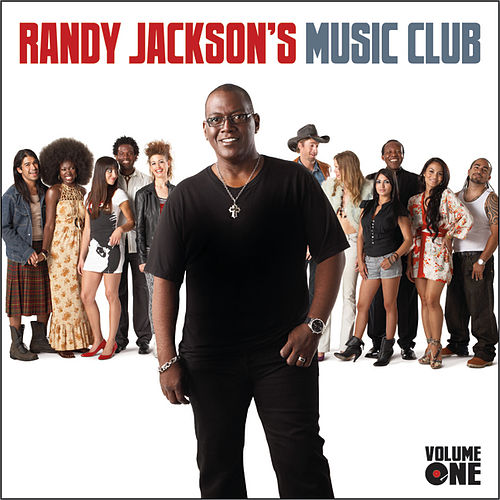 Randy Jackson's Music Club, Volume One by Randy Jackson