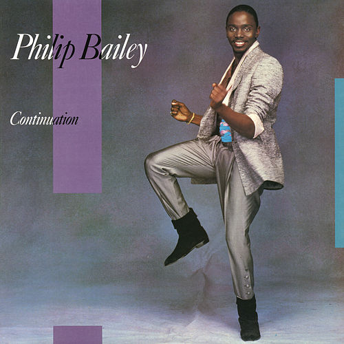 Continuation (Bonus Track Version) fra Philip Bailey