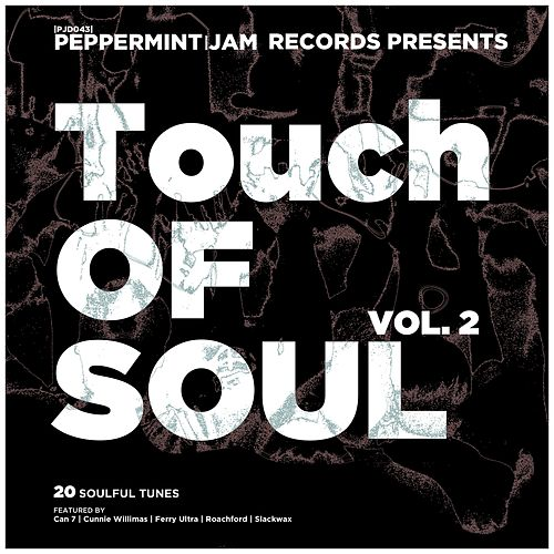 Touch of Soul, Vol. 2 - 20 Soulful Tunes von Various Artists