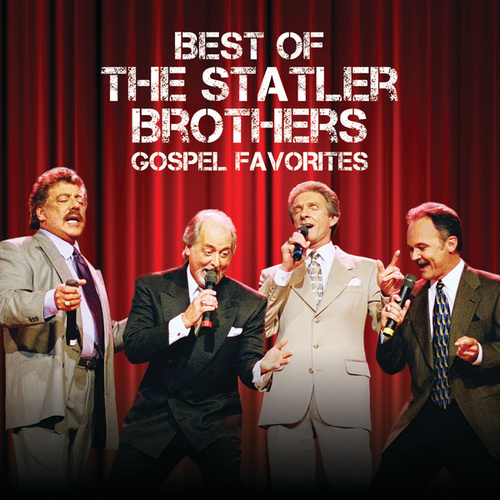 Best Of The Statler Brothers Gospel Favorites de Johnny Cash