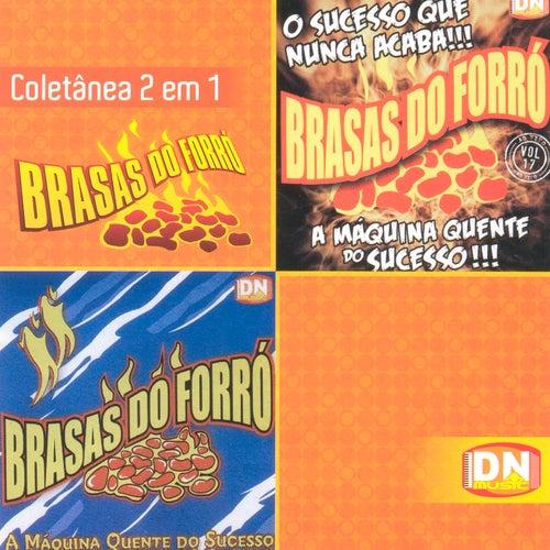 Brasas do Forró - Coletânea 2 em 1 von Brasas do Forró