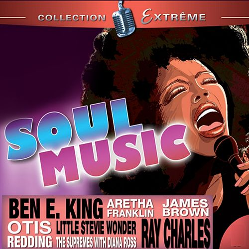 Soul Music Collection Extreme de Various Artists