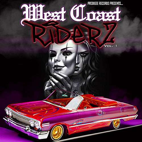 West Coast Riderz von Various Artists