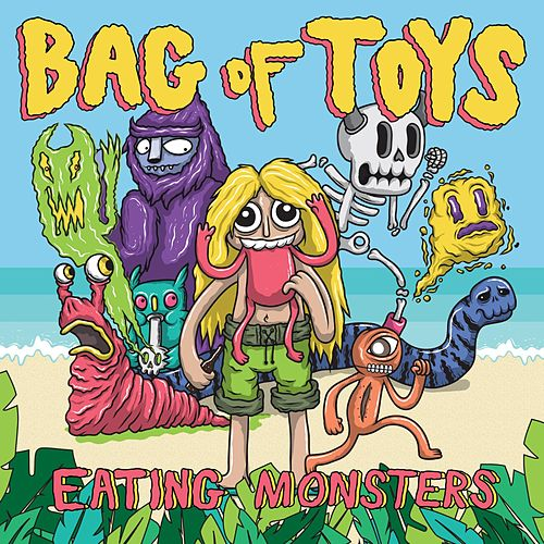 Eating Monsters by Bag of Toys