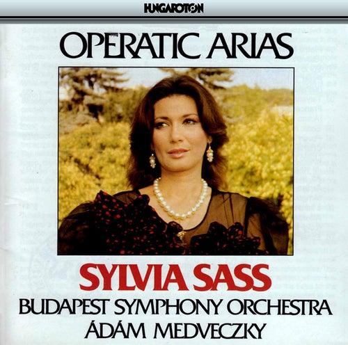 Operatic Arias de Sylvia Sass