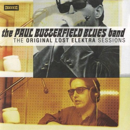 The Original Lost Elektra Sessions de Paul Butterfield