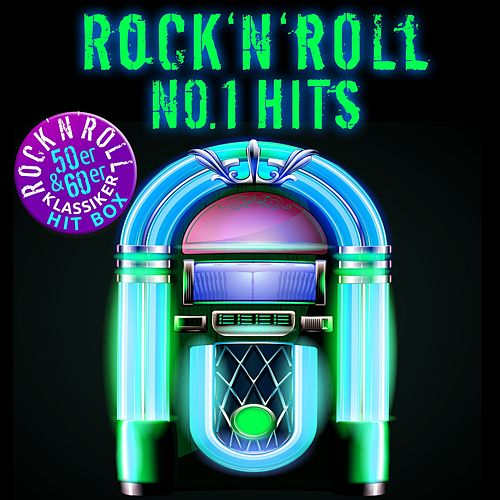 Rock'n'Roll No. 1 Hits (50er & 60er Rock'n'Roll Klassiker & Hit Box) de Various Artists