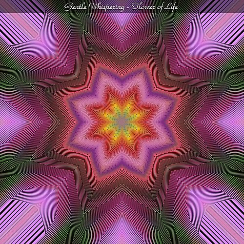 Flower of Life by Gentle Whispering