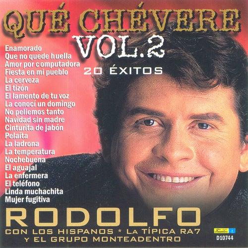 Qué Chévere, Vol. 2 de Rodolfo Aicardi