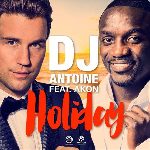 Holiday von DJ Antoine