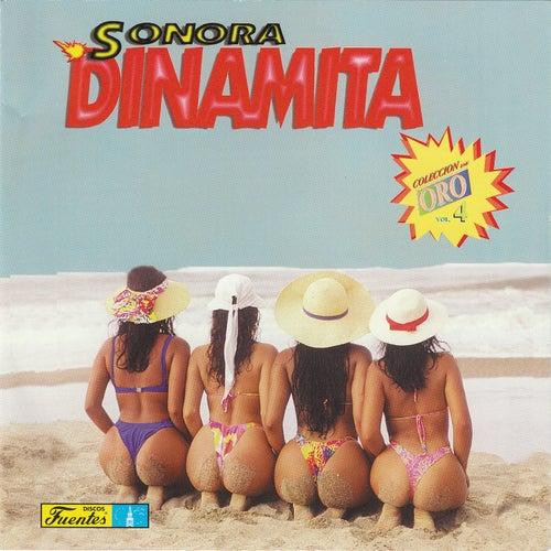 Colección de Oro, Vol. 4 de La Sonora Dinamita