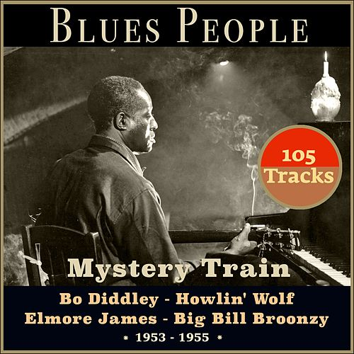 Mystery Train (Blues People 1953 - 1955) von Various Artists