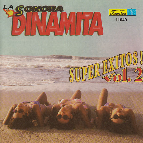 Super Exitos, Vol. 2 de La Sonora Dinamita