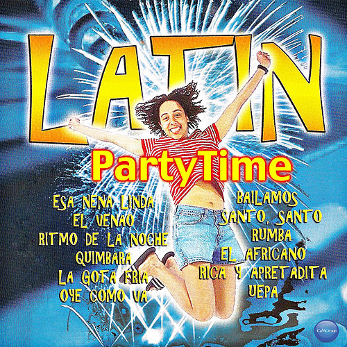 Latin Party Time von Various Artists