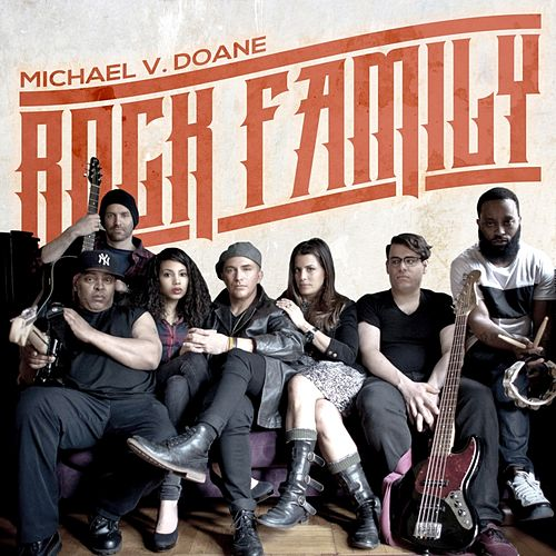Rock Family by Michael V. Doane