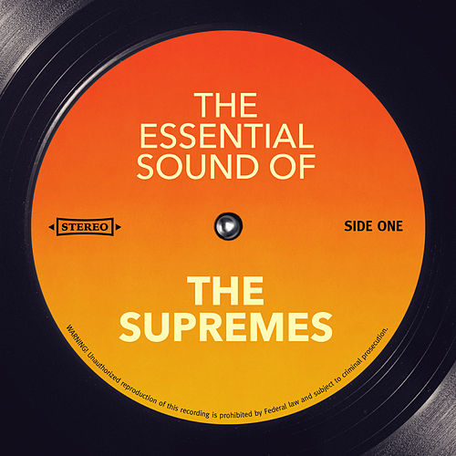 The Essential Sound of de The Supremes
