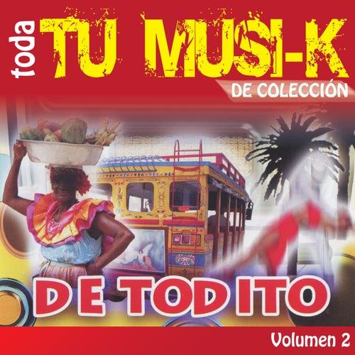 Tu Musi-k De Todito, Vol. 2 de Various Artists