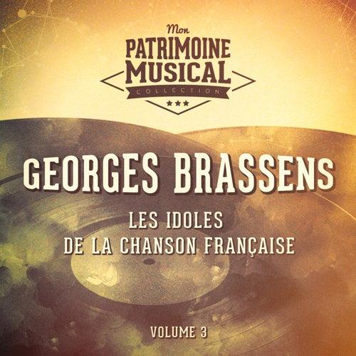 Les idoles de la chanson française : Georges Brassens, Vol. 3 de Georges Brassens