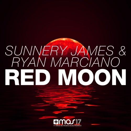 Red Moon de Sunnery James & Ryan Marciano