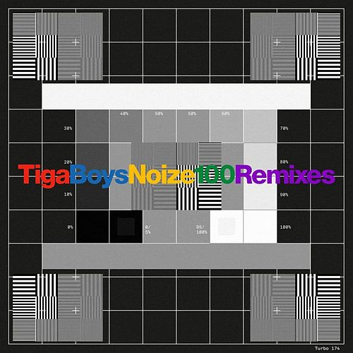 100 Remixes by Tiga
